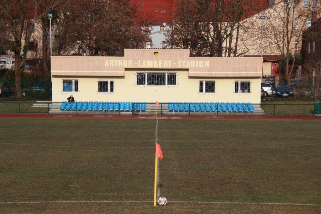 Spielstätte FC Victoria Wittenberg