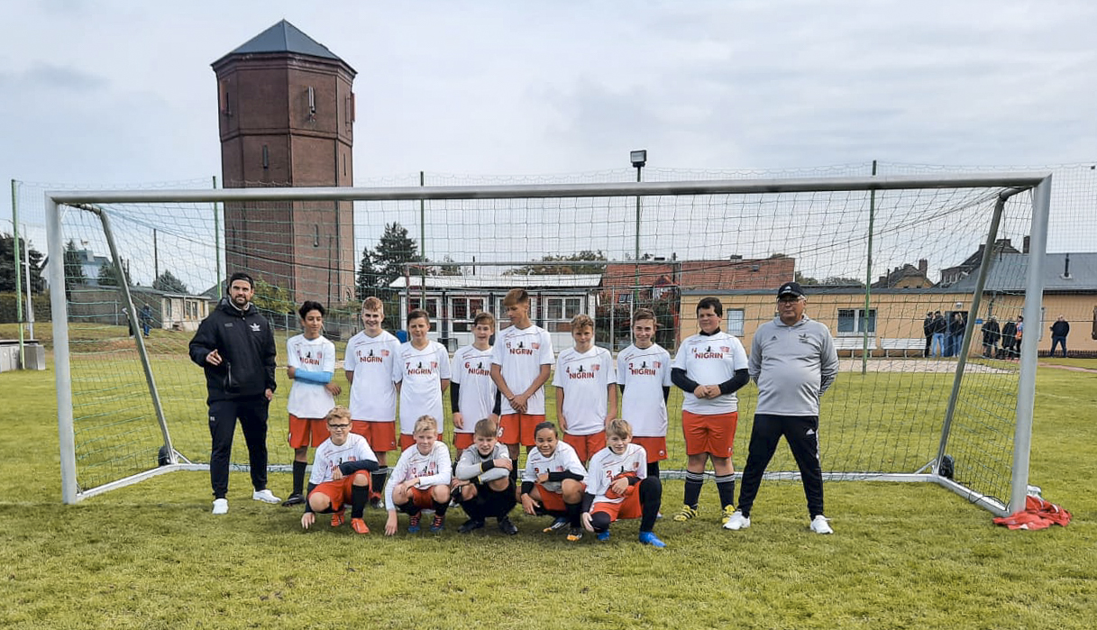 C-Jugend FC Victoria Wittenberg