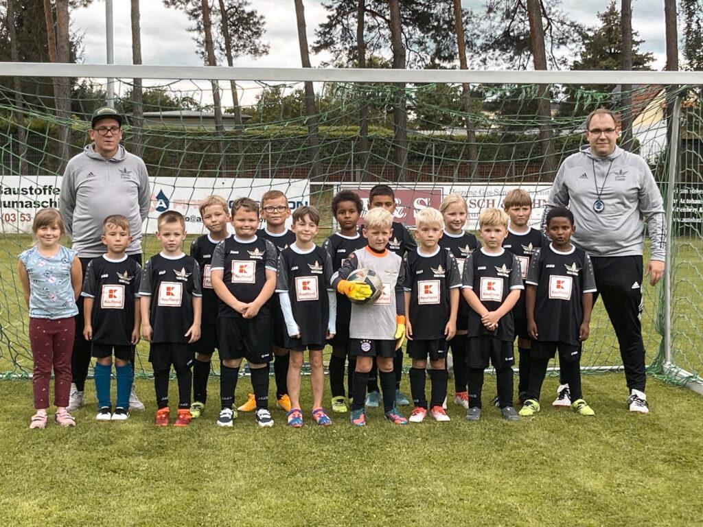 F-Jugend FC Victoria Wittenberg