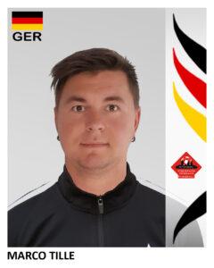 Sturm & Co-Trainer FC Victoria Wittenberg